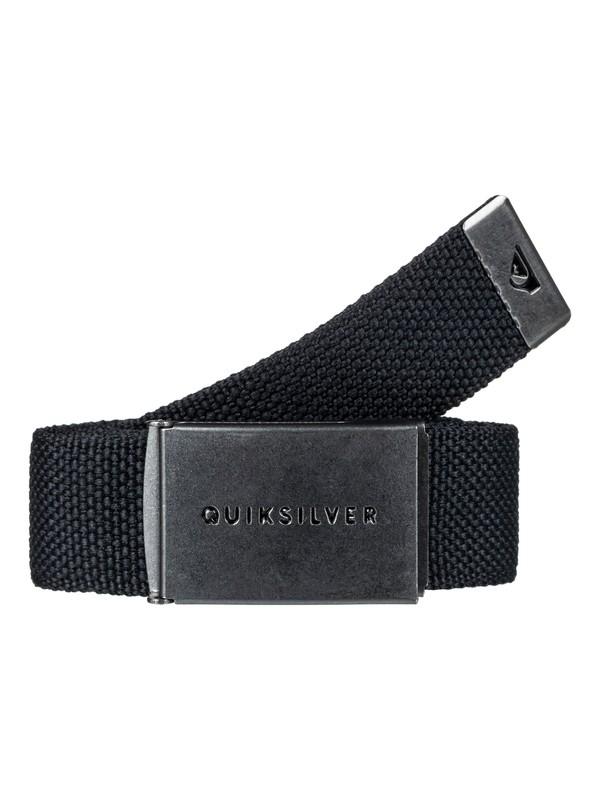 0 Principle - Verstevigde Riem Black EQYAA03559 Quiksilver
