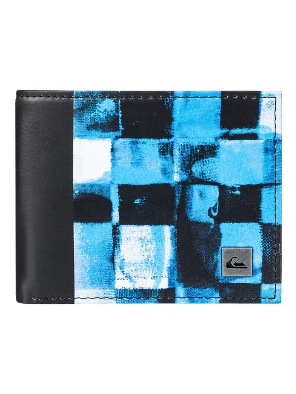 0 Freshness Bi-Fold Wallet Blue EQYAA03561 Quiksilver