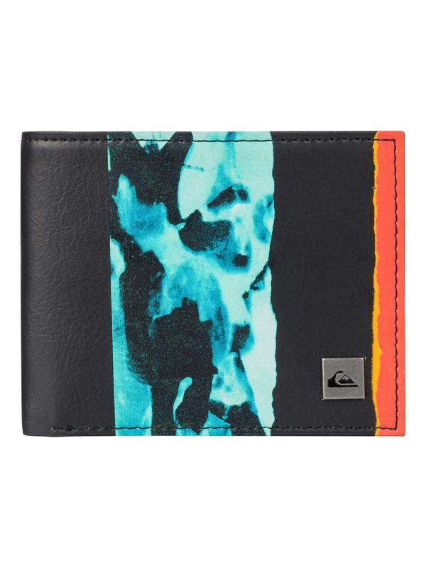 0 Freshness Wallet Blue EQYAA03561 Quiksilver