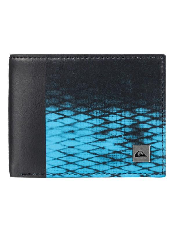0 Freshness Bi-Fold Wallet Black EQYAA03561 Quiksilver