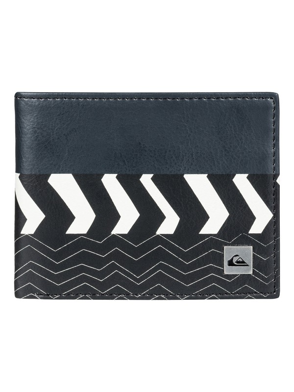 0 Freshness - Bi-Fold Wallet Black EQYAA03561 Quiksilver