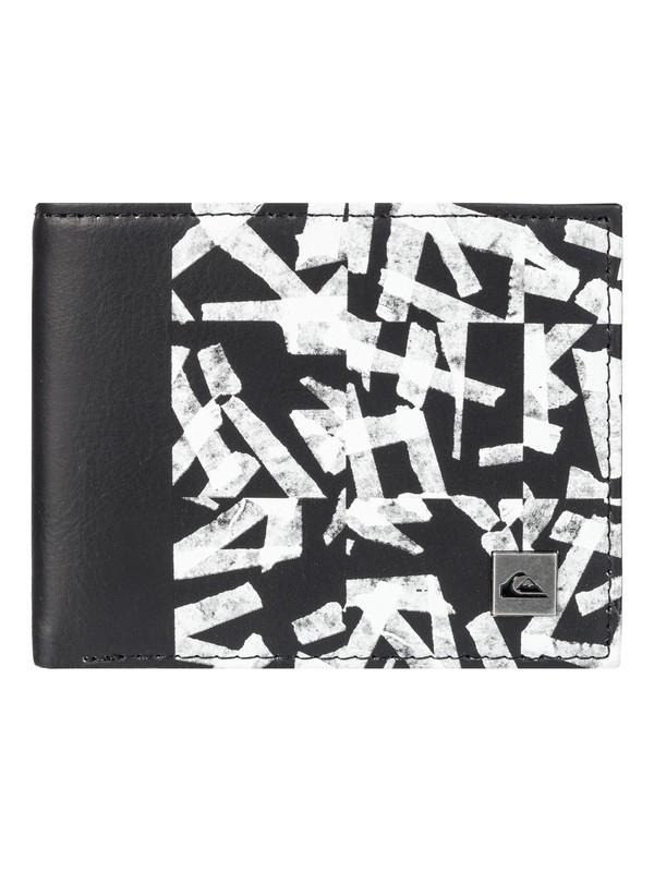 0 Freshness - Bi-Fold Wallet White EQYAA03561 Quiksilver