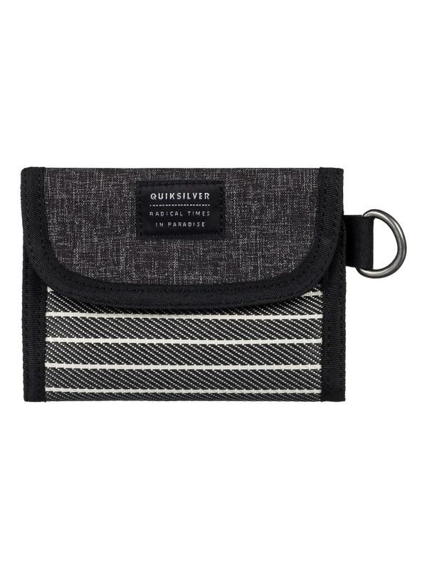 0 Scalop Plus - Wallet Black EQYAA03563 Quiksilver