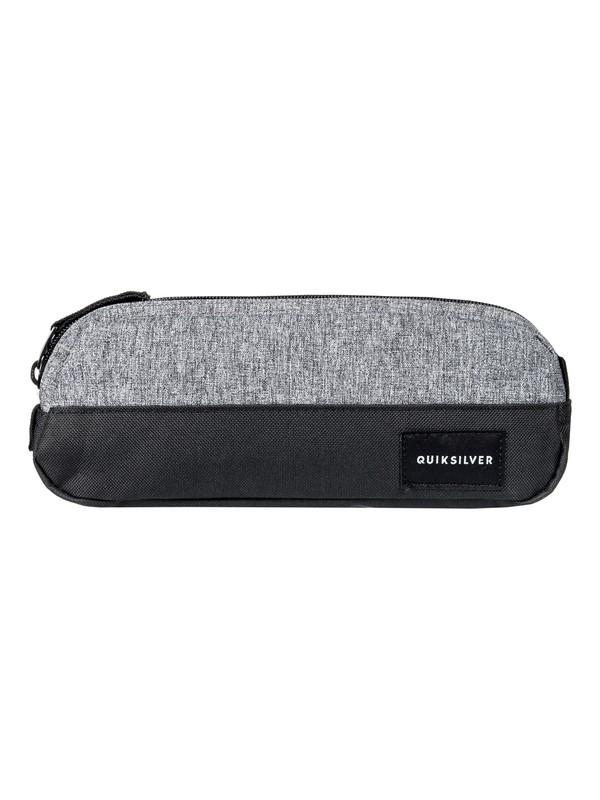 0 Tasmen - Pencil Case Grey EQYAA03575 Quiksilver