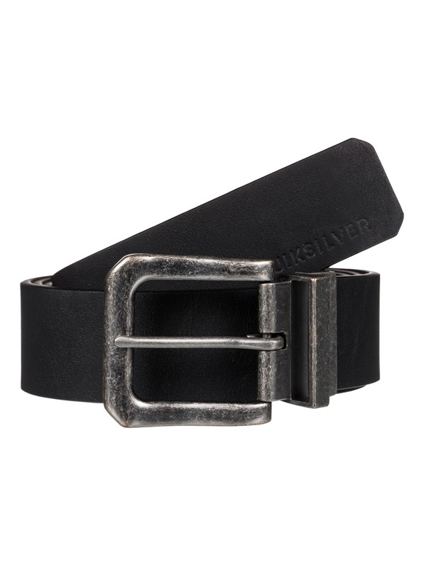 0 Men's Reversible Belt Brown EQYAA03599 Quiksilver
