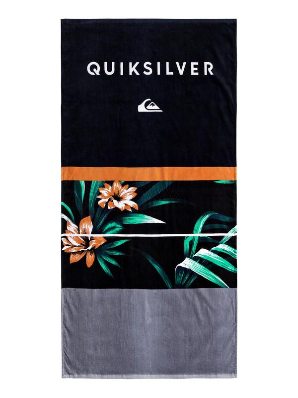 0 Freshness - Serviette de plage Noir EQYAA03602 Quiksilver
