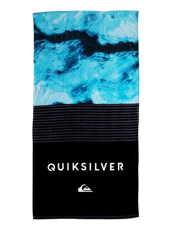 0 Freshness Beach Towel Black EQYAA03602 Quiksilver