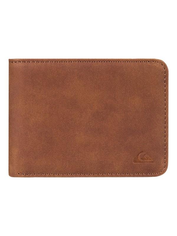 0 Vintage - portefeuille à deux volets Marron EQYAA03649 Quiksilver