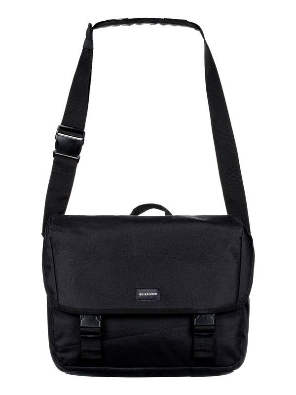 0 Carrier - Messenger Bag Black EQYBA03065 Quiksilver