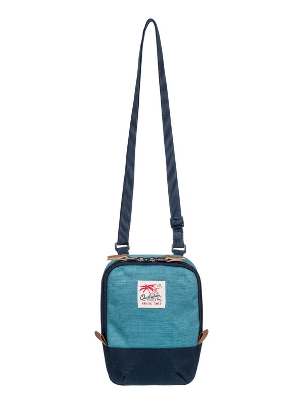 0 Black Dies - Small Shoulder Bag Blue EQYBA03068 Quiksilver