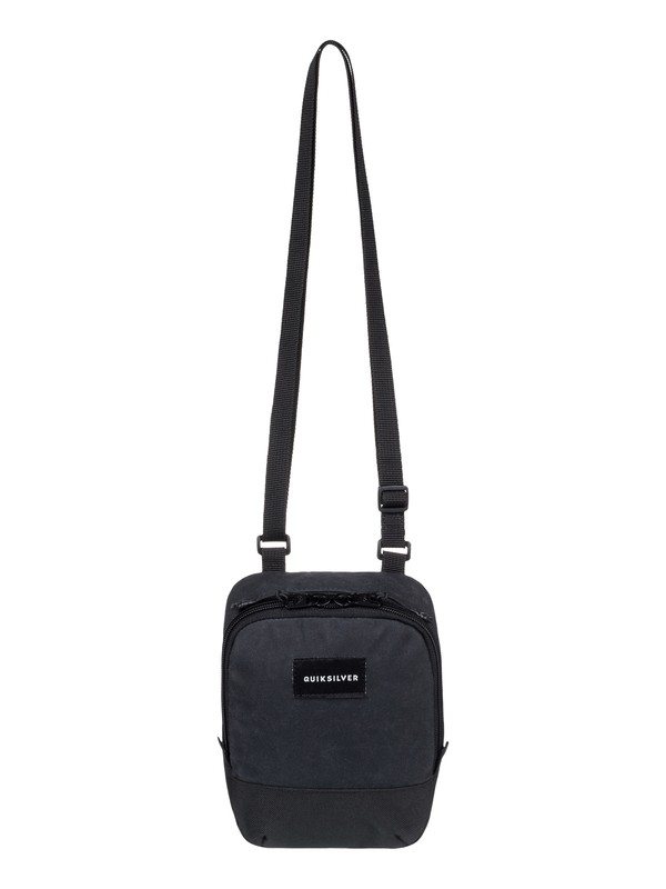 0 Black Dies - Small Shoulder Bag Black EQYBA03068 Quiksilver