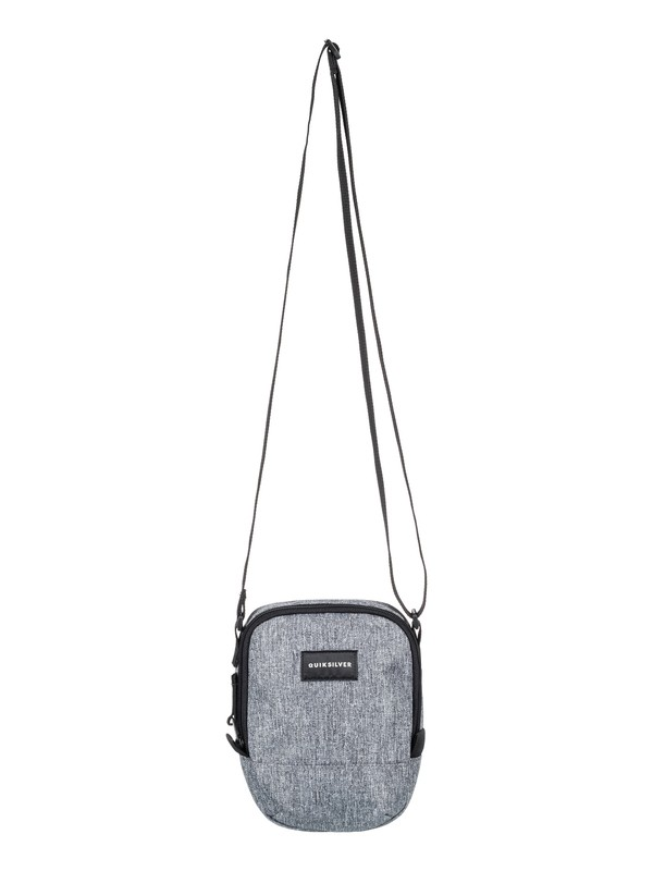 0 Black Dies - Small Shoulder Bag Gray EQYBA03081 Quiksilver