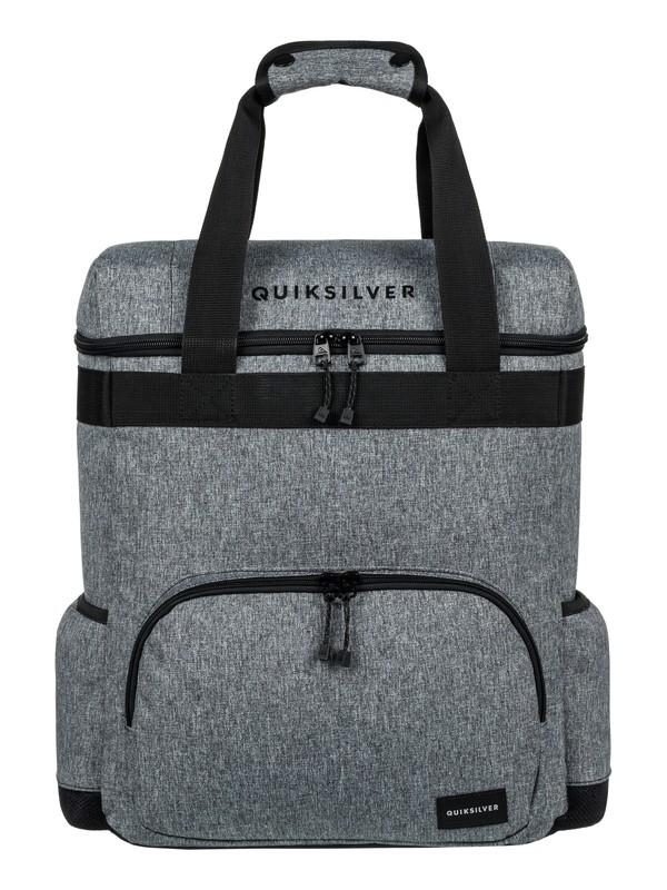 0 Men's Pactor Cooler 20L Backpack Grey EQYBA03087 Quiksilver