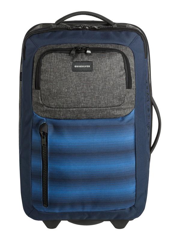 0 Horizon 35L Wheeled Cabin Case Blue EQYBL03075 Quiksilver