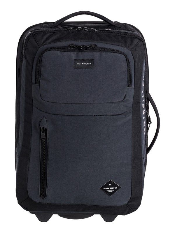 0 Horizon 35L Wheeled Cabin Case Black EQYBL03075 Quiksilver