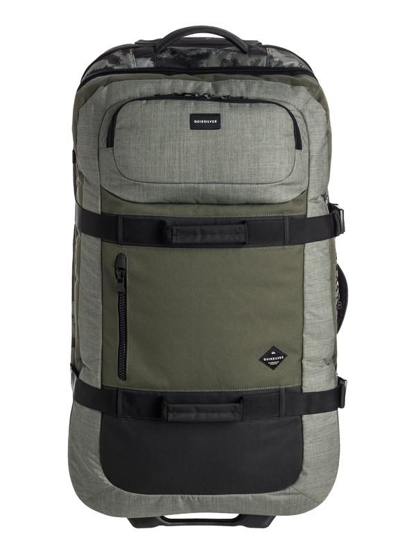 0 Reach - Grande valise à roulettes Marron EQYBL03077 Quiksilver