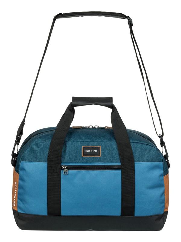 0 Small Shelter - Sac duffle Bleu EQYBL03097 Quiksilver