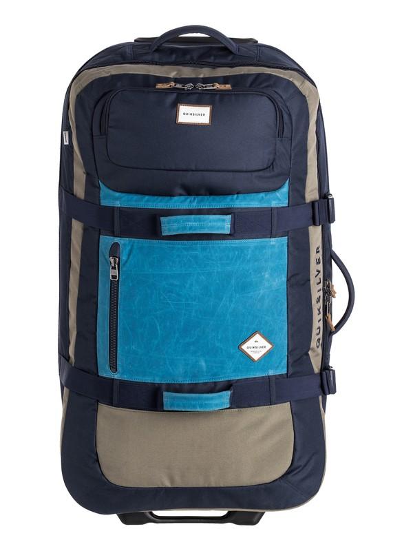 0 Reach - Grande valise à roulettes Vert EQYBL03099 Quiksilver