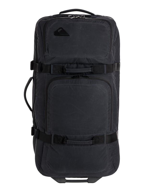 0 Большой чемодан на колесах Passage Черный EQYBL03107 Quiksilver
