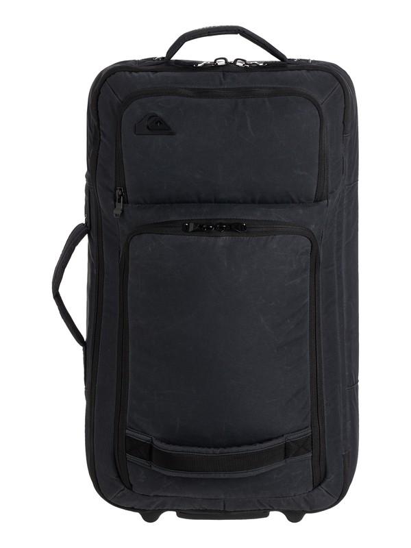 0 Compact - Valise moyenne à roulettes Noir EQYBL03108 Quiksilver