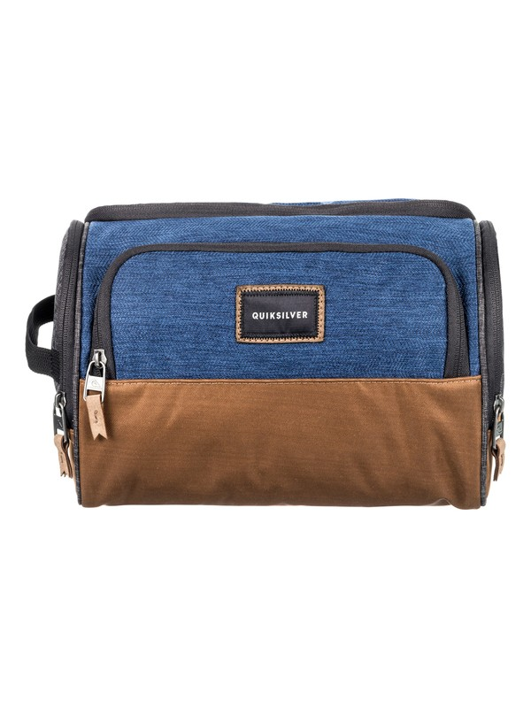 0 Hatsule Wash Bag Blue EQYBL03125 Quiksilver
