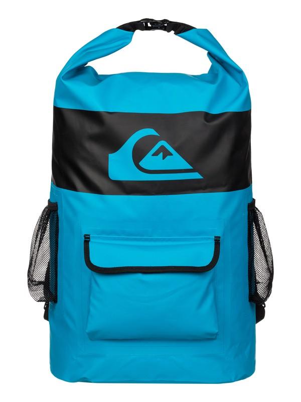 0 Sea Stash 35L Large Sealable Wetsuit Dry Bag Blue EQYBP03257 Quiksilver
