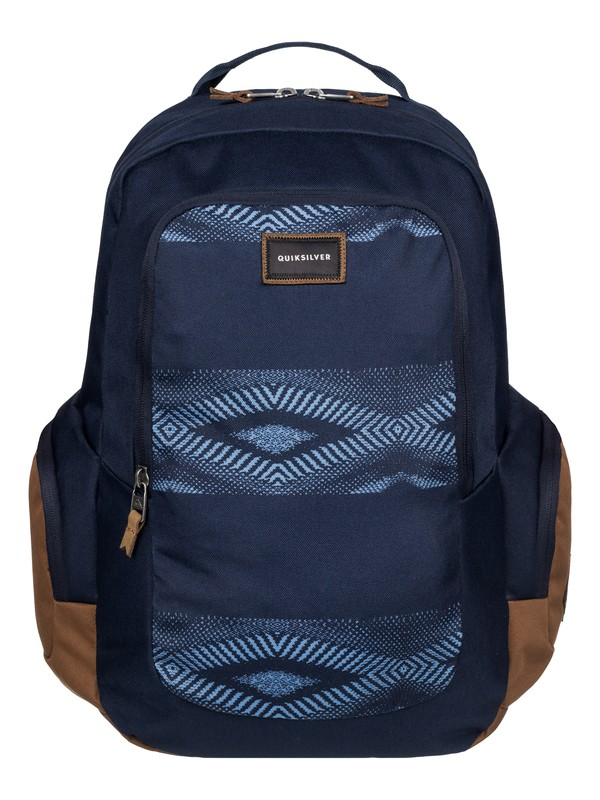 0 Schoolie - Medium Backpack Blue EQYBP03271 Quiksilver