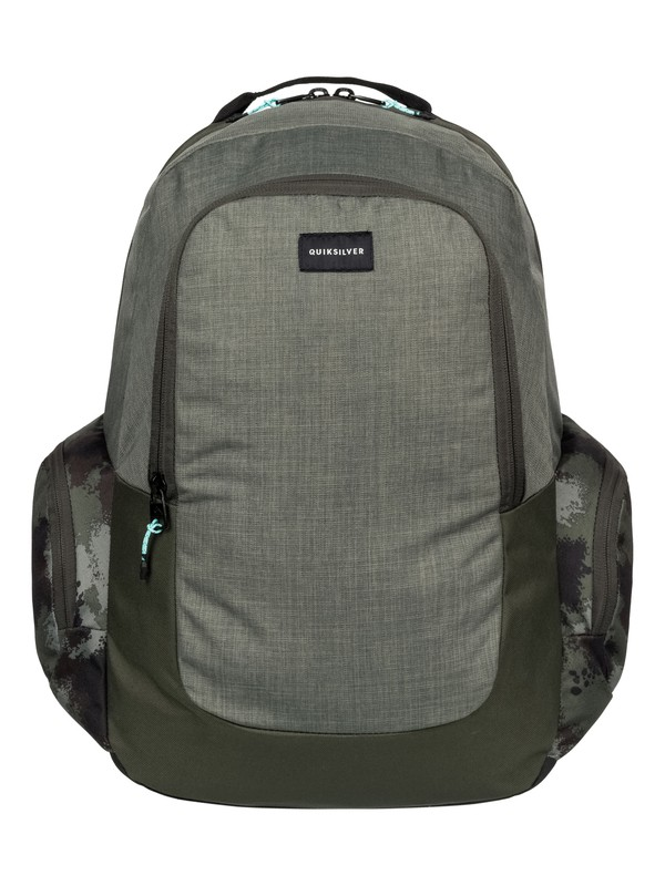 0 Schoolie 25L - Medium Backpack Brown EQYBP03271 Quiksilver