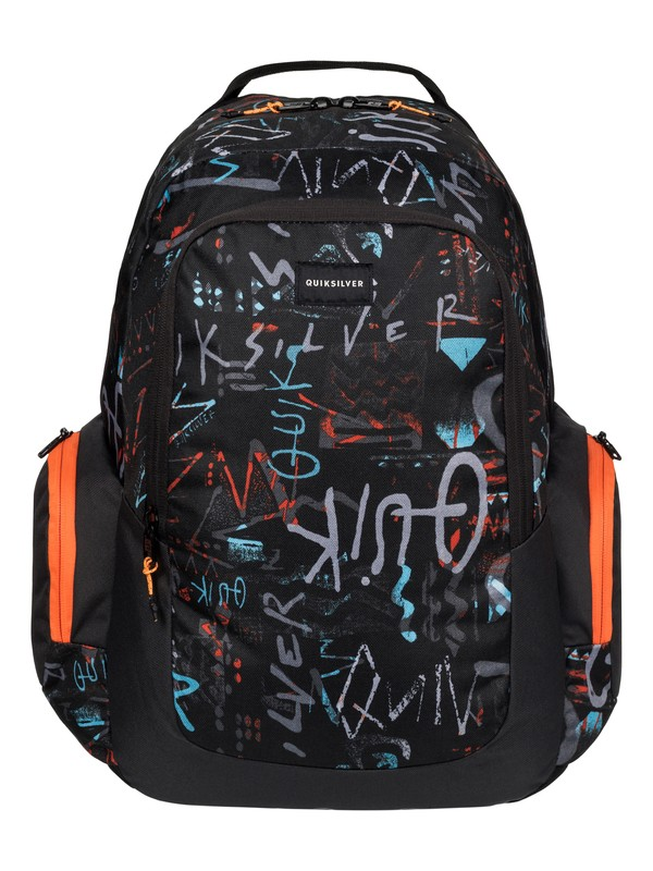 0 Schoolie 25L - Medium Backpack Black EQYBP03271 Quiksilver