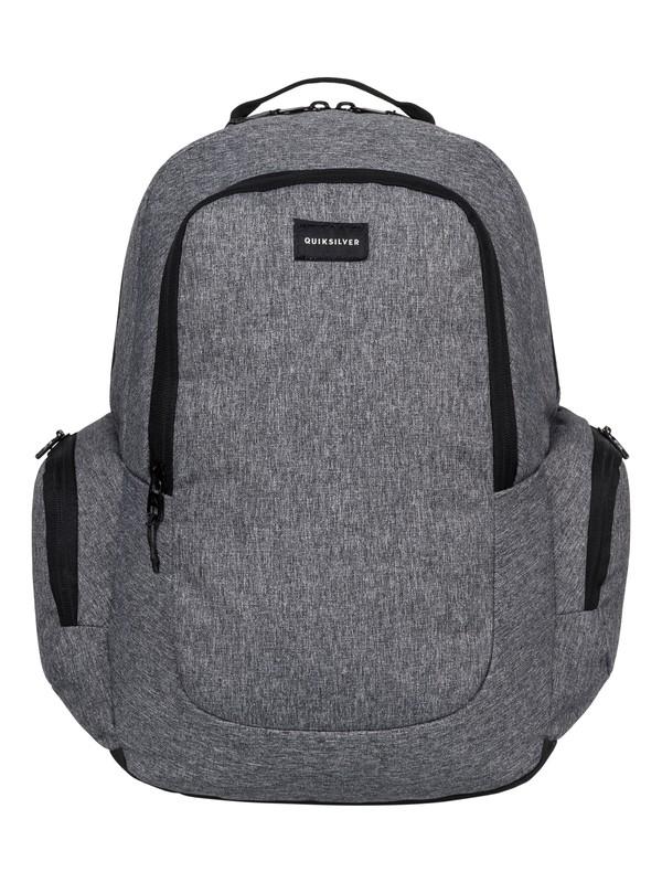 0 Schoolie 25L - Medium Backpack Grey EQYBP03271 Quiksilver