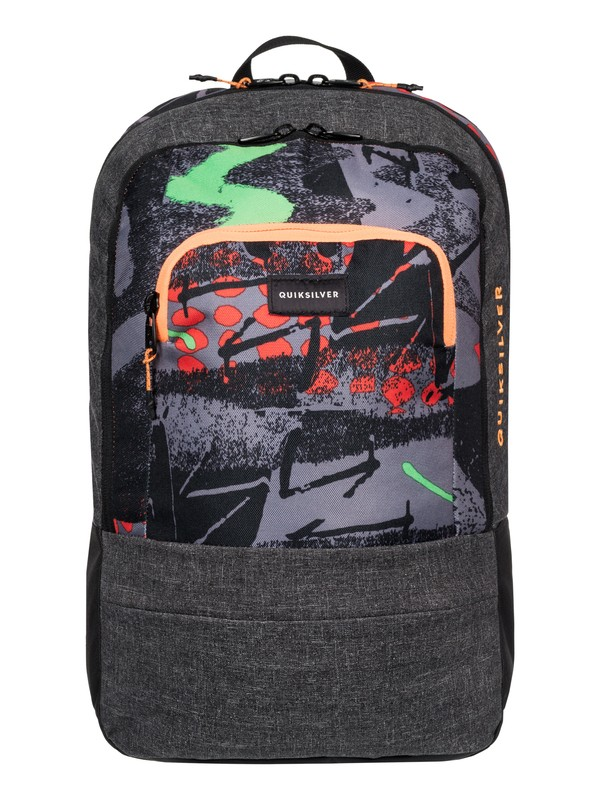0 Burst - Medium Backpack Green EQYBP03272 Quiksilver