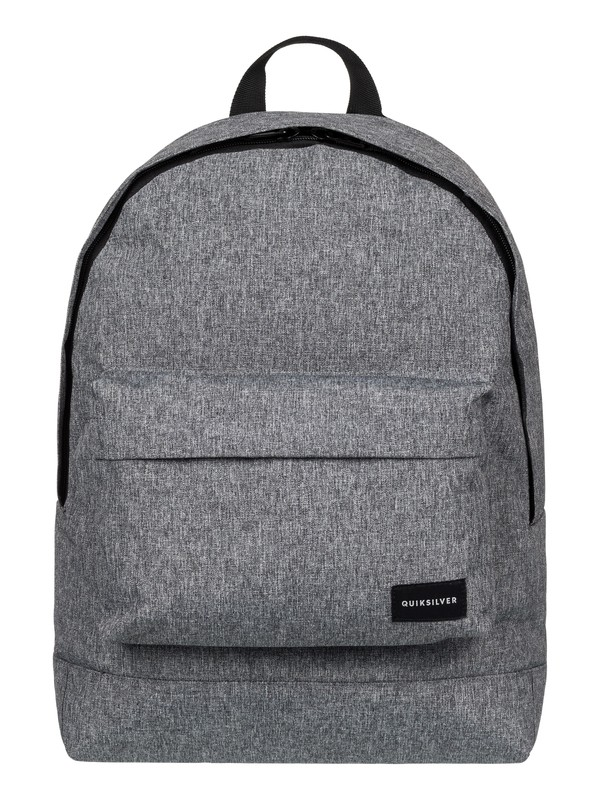 0 Everyday Edition - Medium Backpack Grey EQYBP03274 Quiksilver