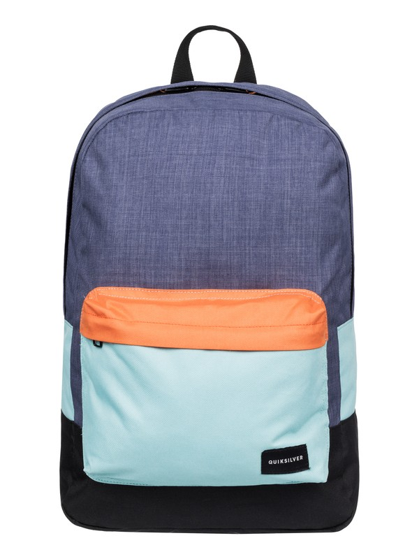 0 Night Track - Medium Backpack Blue EQYBP03275 Quiksilver