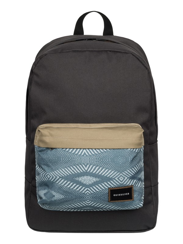 0 Night Track Print Medium Backpack  EQYBP03278 Quiksilver