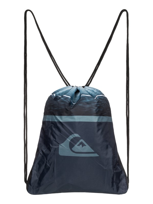 0 Classic Acai - Drawstring Backpack Black EQYBP03334 Quiksilver