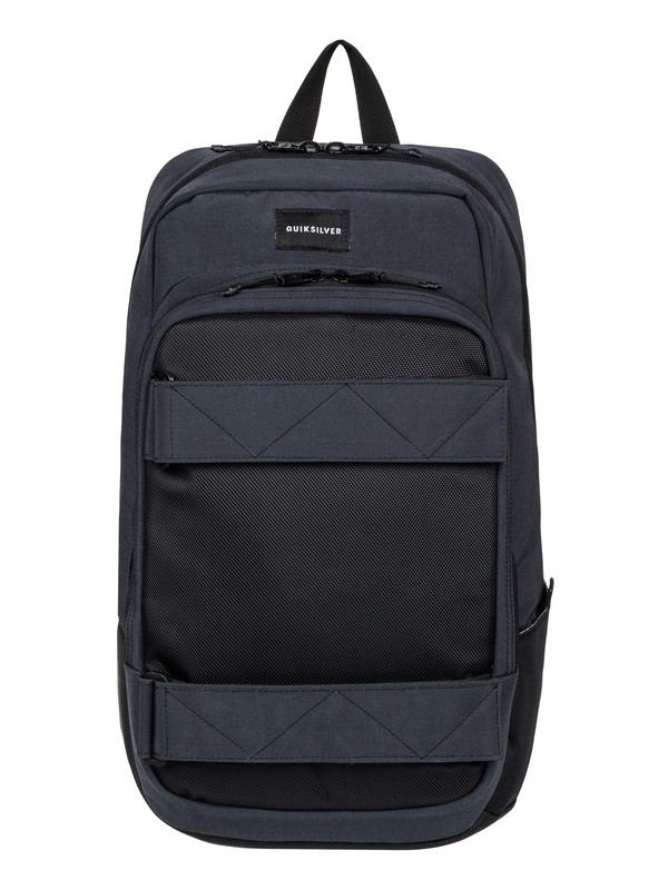 0 Skate 20L Medium Skate Backpack Black EQYBP03335 Quiksilver