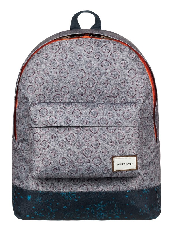 0 Everyday Poster - Medium Backpack Blue EQYBP03337 Quiksilver
