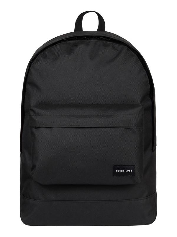 0 Everyday Poster - Medium Backpack Black EQYBP03337 Quiksilver