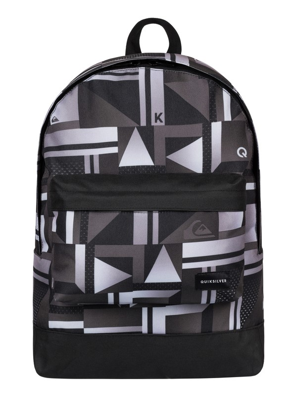 0 Everyday Poster - Medium Backpack Black EQYBP03337 Quiksilver