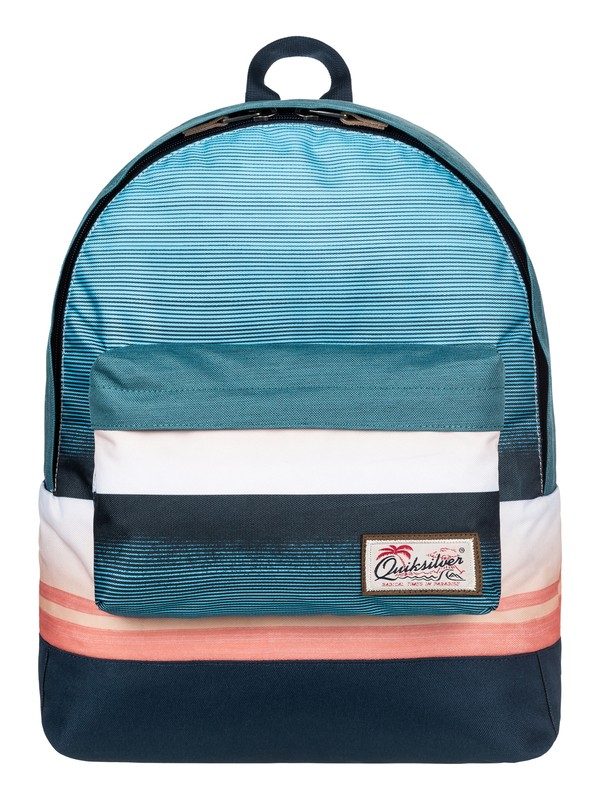0 Everyday Poster - Medium Backpack Pink EQYBP03337 Quiksilver