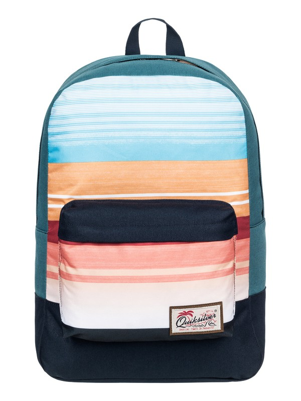 0 Night Track - Medium Backpack  EQYBP03390 Quiksilver