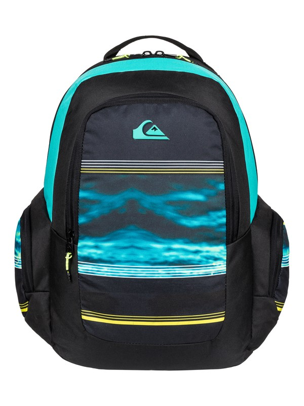 0 Schoolie - Medium Backpack Blue EQYBP03391 Quiksilver