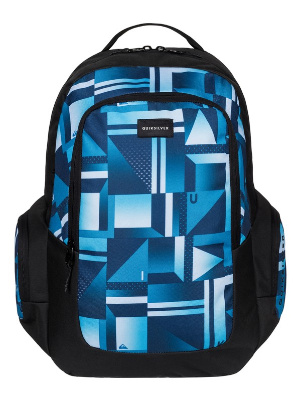 0 Schoolie - Medium Backpack Blue EQYBP03391 Quiksilver