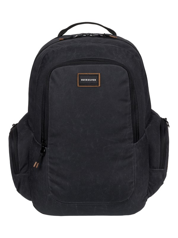 0 Schoolie - Medium Backpack Black EQYBP03391 Quiksilver
