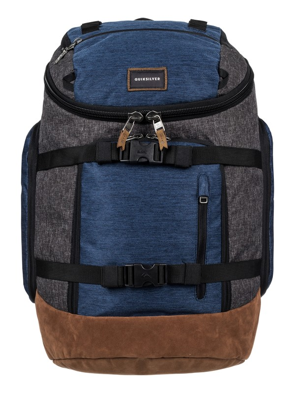 0 Somo 33L Large Backpack Blue EQYBP03392 Quiksilver