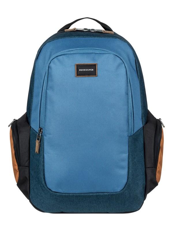 0 Schoolie Plus 25L - Zaino medio Blue EQYBP03403 Quiksilver