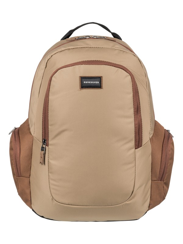 0 Schoolie Plus 25L - Medium Backpack Brown EQYBP03403 Quiksilver