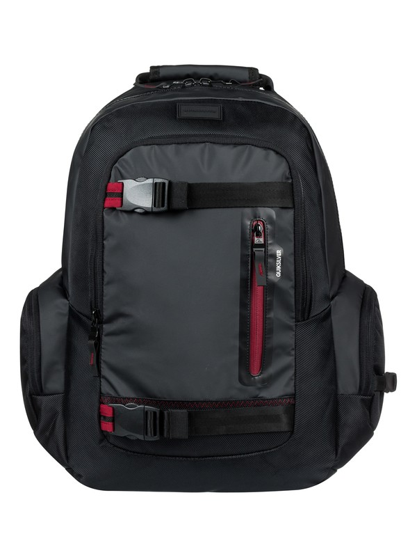 0 Raker Medium Deluxe Backpack Black EQYBP03404 Quiksilver