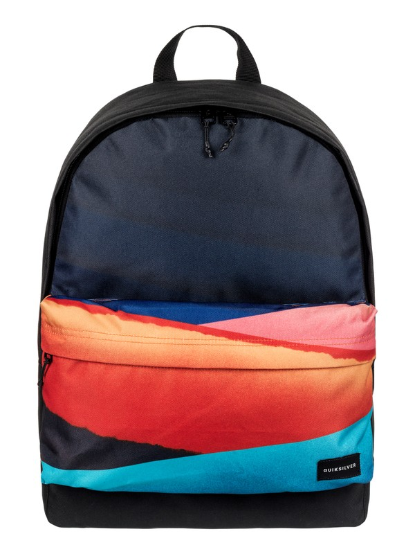 0 Everyday Poster 25L - Medium Backpack Blue EQYBP03406 Quiksilver