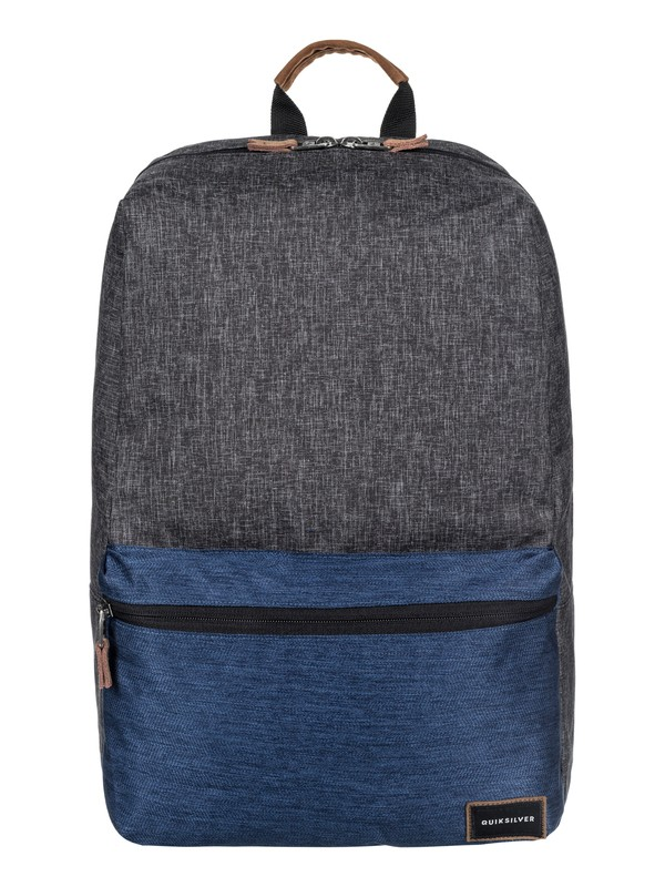 0 Night Track Plus 24L Medium Backpack Blue EQYBP03408 Quiksilver